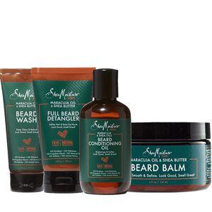 Shea Moisture Beard Care Gift Set