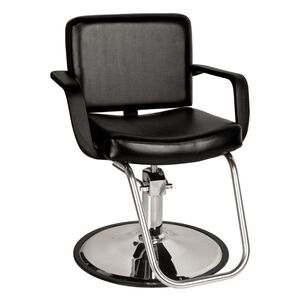611.0.G Bravo Styling Chair Black