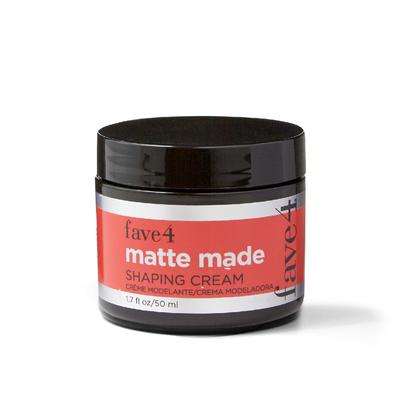 Matte Made Shaping Cream