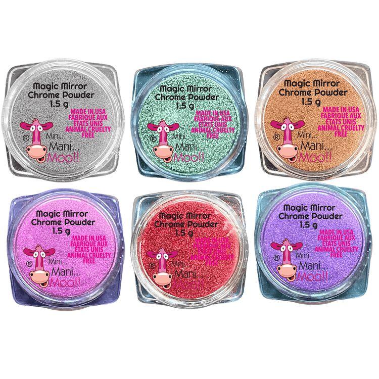Mini Mani Moo Magic Mirror Chrome Powder
