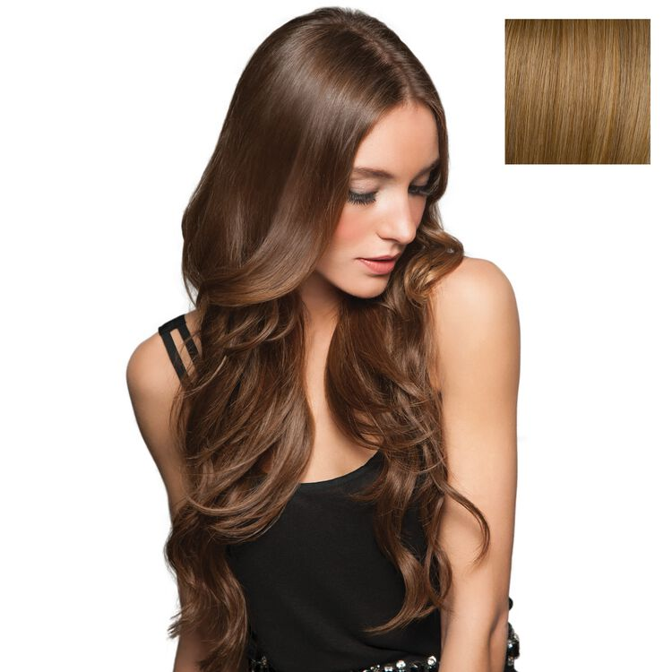 20 Inch Invisible Extension Honey Ginger