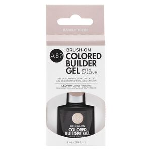 Barely There Colored Builder Gel