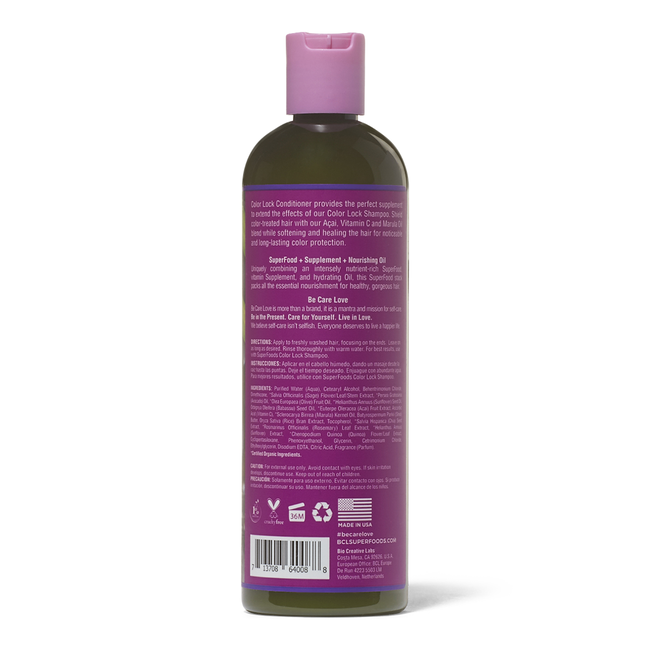 Superfoods Color Lock Conditioner