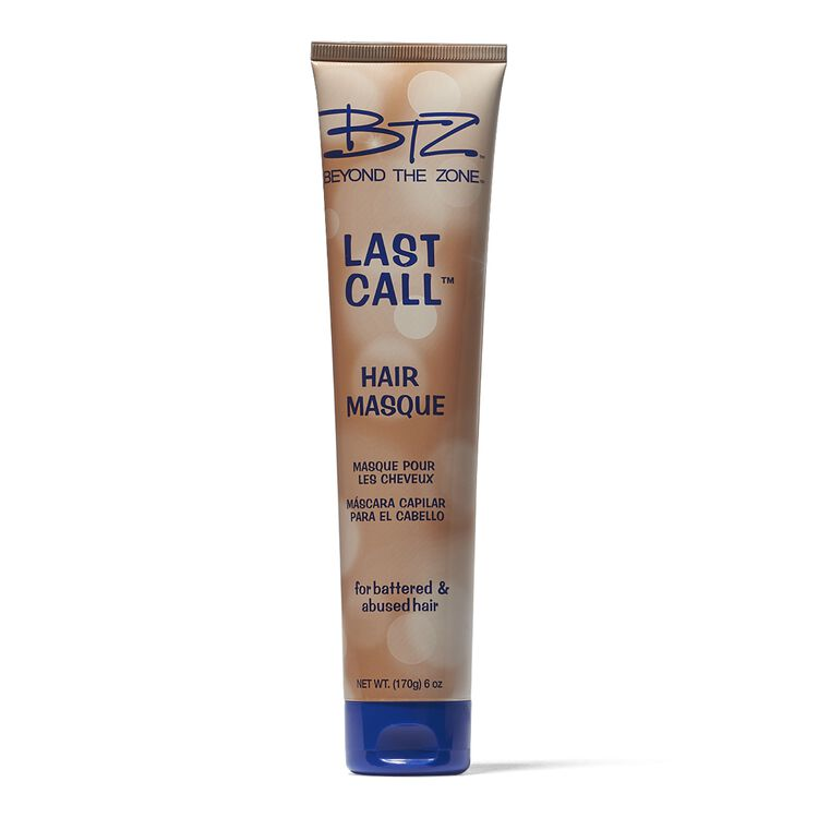 Last Call Hair Masque