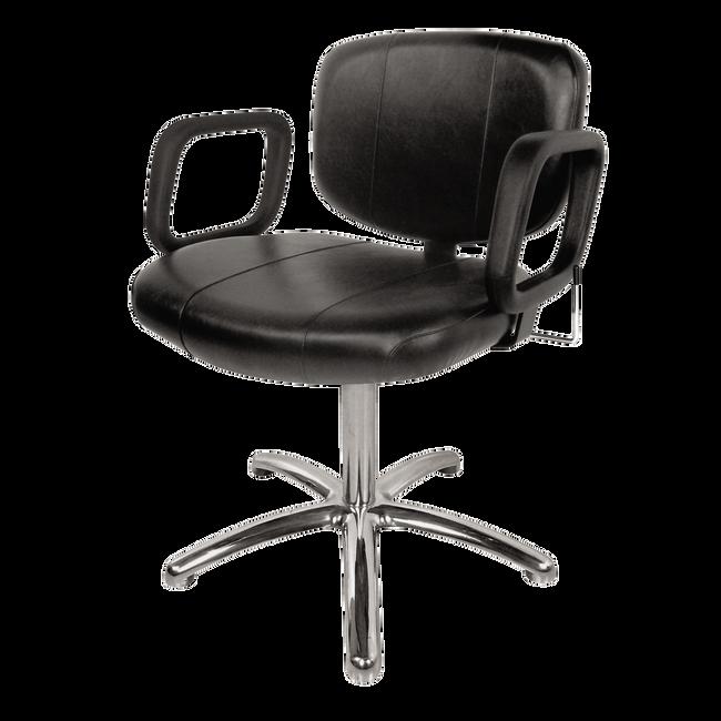 Cody Shampoo Chair with Star Base