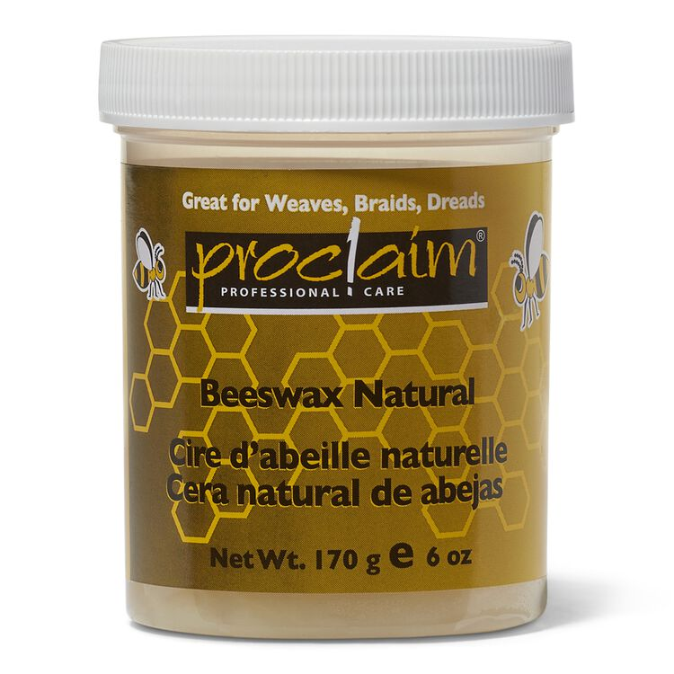 Natural Beeswax Hairdress