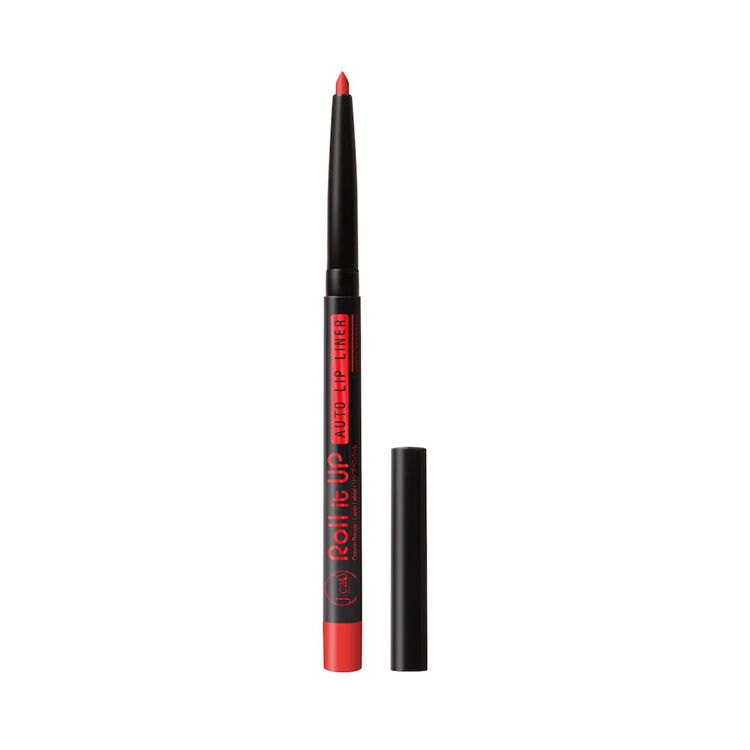 Roll It Up Auto Lip Liner Electric Crimson
