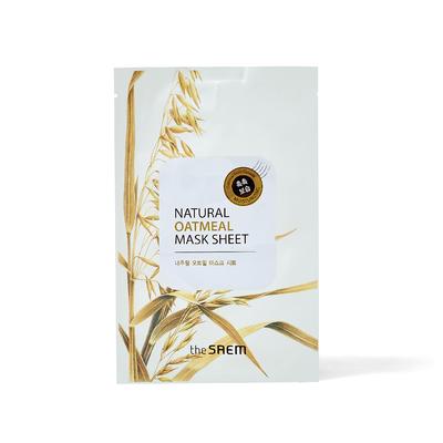 Natural Oatmeal Sheet Mask