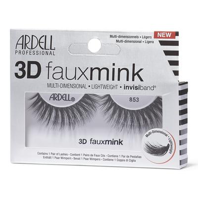3D Faux Mink 853