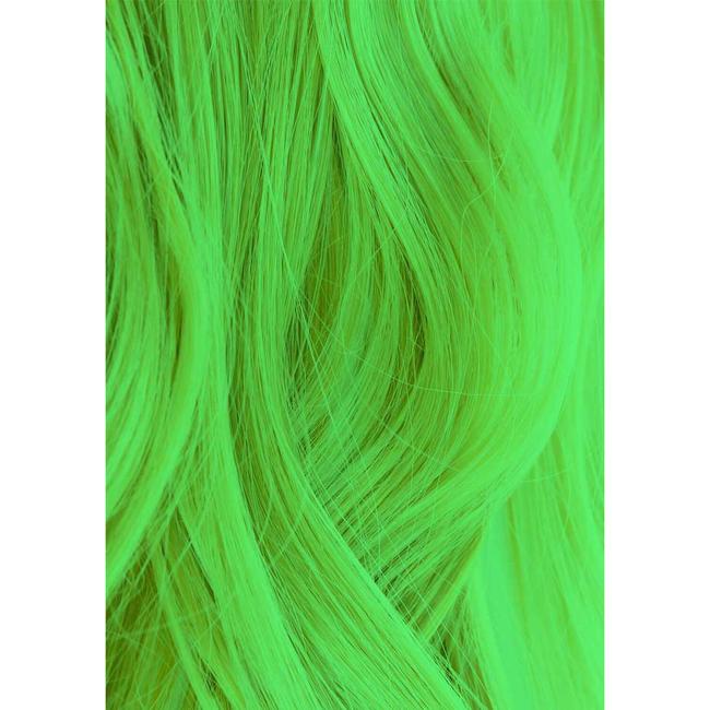 350 Neon Green Premium Natural Semi Permanent Hair Color