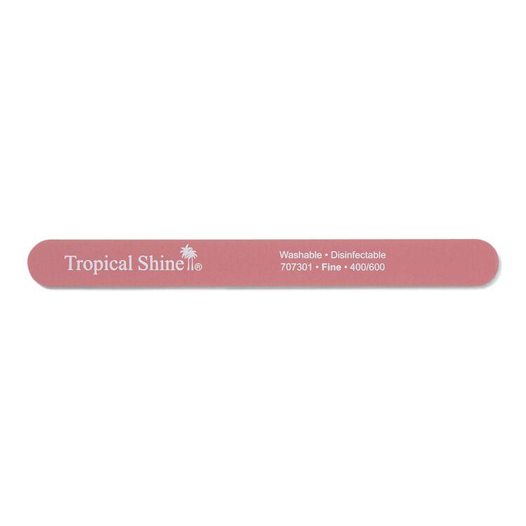 Pink Cushion Nail File Fine 400/600