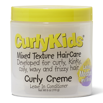 Kids Curly Creme Conditioner