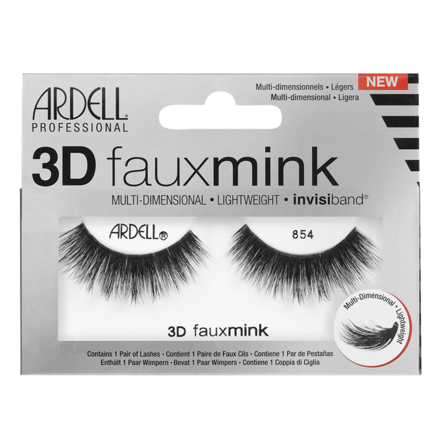 7272ab689df Ardell 3D Faux Mink 854