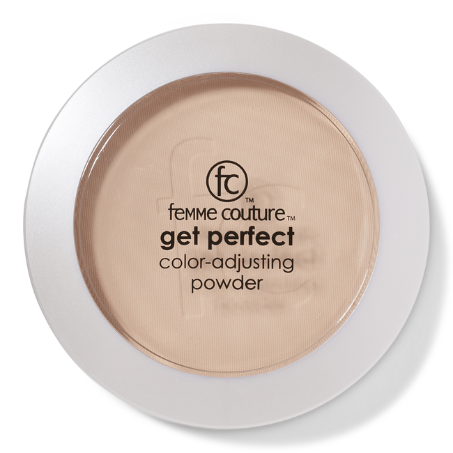 Get Perfect Color Adjusting Powder Fair