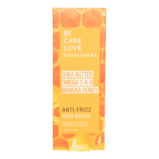 Superfoods Anti Frizz Serum