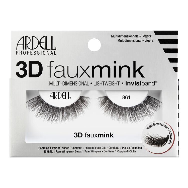 3D Faux Mink 861 Lashes