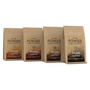 Powder Permanent Hair Color Kit