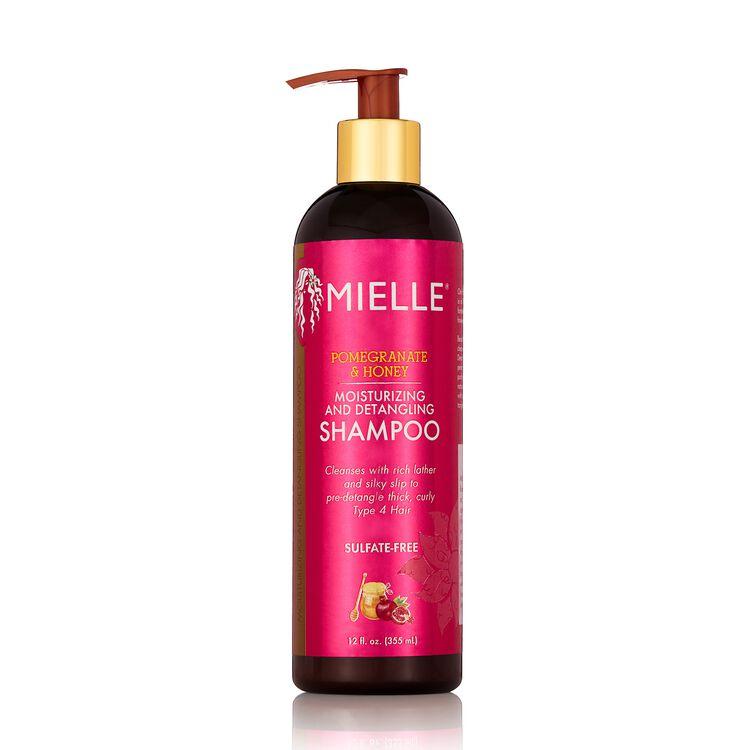 Pomegranate & Honey Shampoo