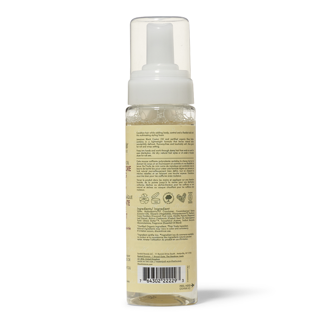 Jamaican Black Castor Oil Conditioning Styling Foam