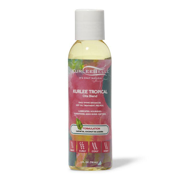 Kurlee Tropical Oils Blend