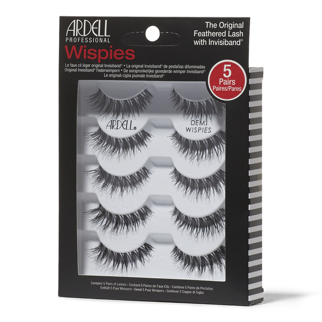 0670c25eafd 5 Pack Demi Wispies Lashes. by Ardell