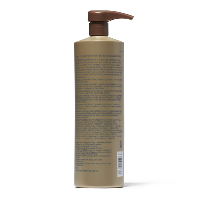 Keratin Smoothing Conditioner