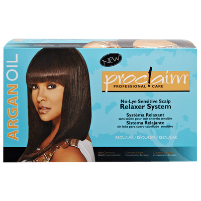 No Lye Regular Relaxer System