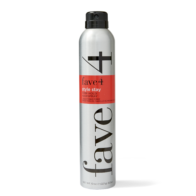 Style Stay Firm Hold Hair Spray
