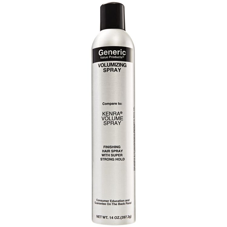 Volumizing Spray Compare to Kenra Volume Spray
