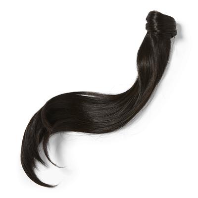 Wrap-N-Wear Ponytail Dark Brown