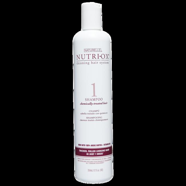 Chemically Treated Hair Shampoo