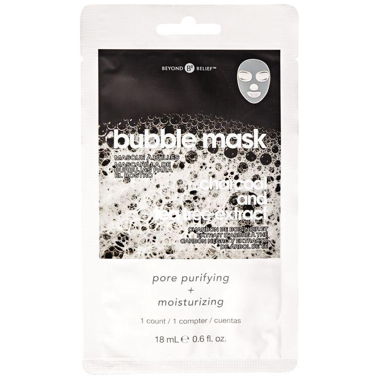 Charcoal Bubble Facial Mask