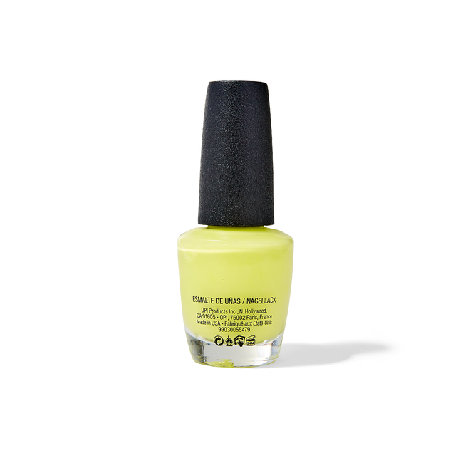 Neon Nail Lacquer PUMP Up the Volume