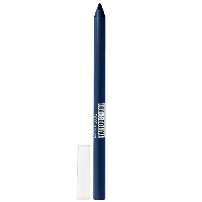 Tattoo Studio Waterproof Gel Eyeliner Striking Navy