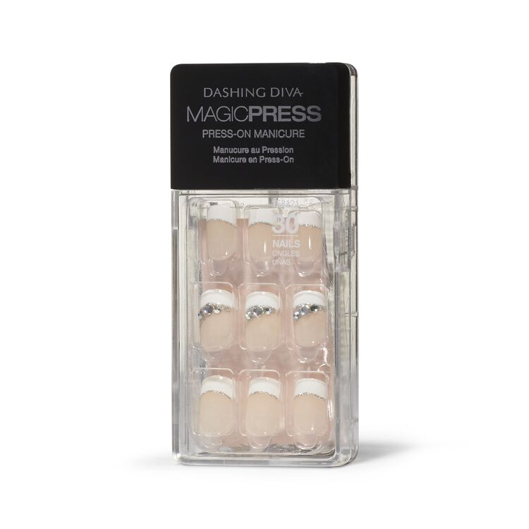 Classy Lady Press On Nail Kit