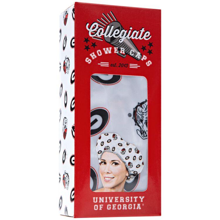 University of Georgia Collegiate Shower Cap