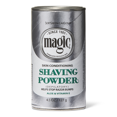 Magic Skin Conditioning Shaving Powder