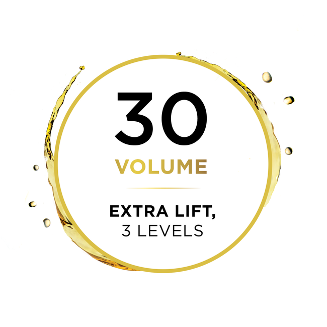 Pure White 30 Volume Creme Developer