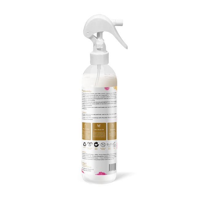 Cherry Blossom Refresher Spray With Rose Water 8oz