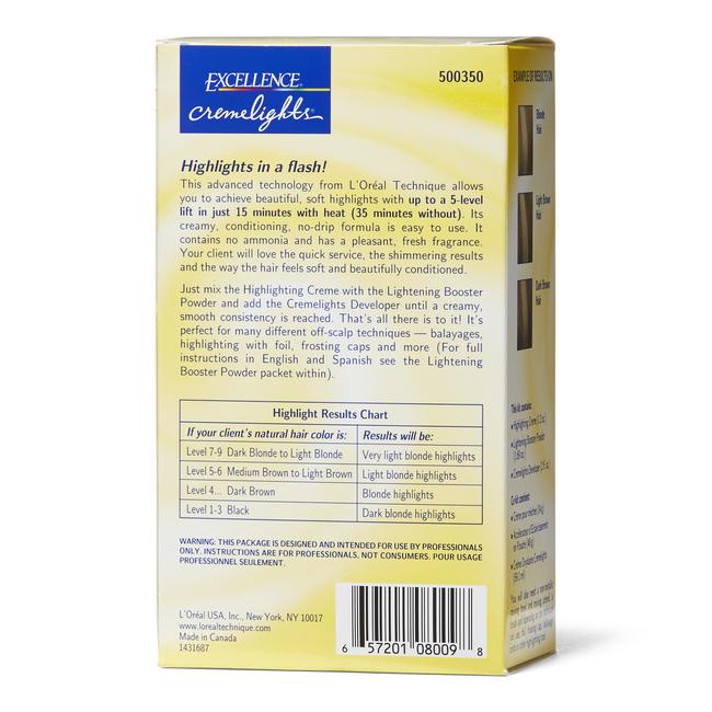 Cremelights Highlighting Kit