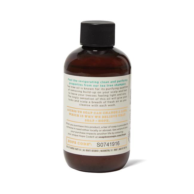 Tea Tree Clean & Purify Travel Size Shampoo
