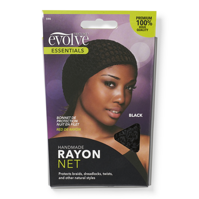 Rayon Black Hair Net