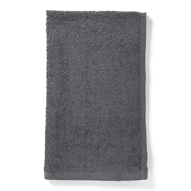 Bleach Guard Dark Gray Cotton Towels