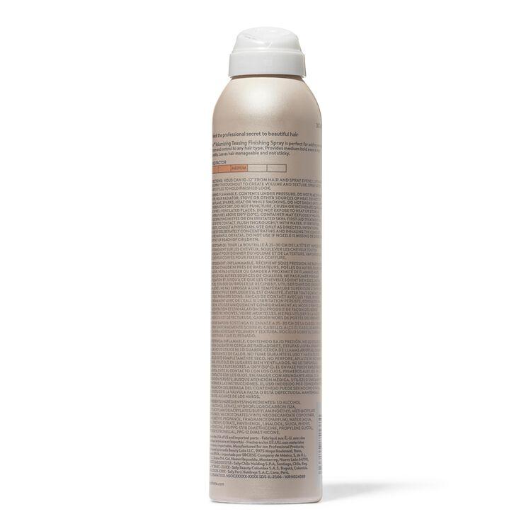 Volumizing Teasing & Finishing Spray