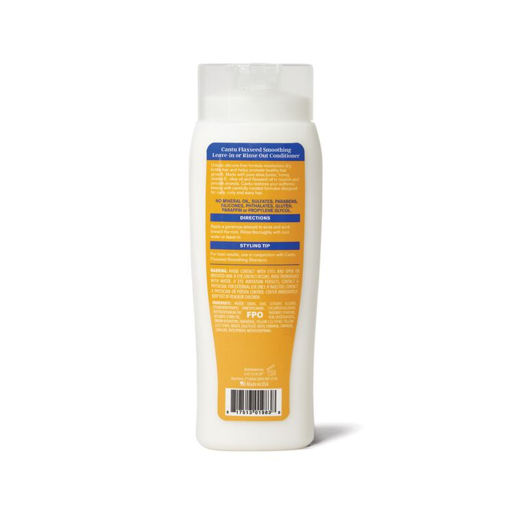 Flaxseed Leave In Or Rinse Out Conditioner