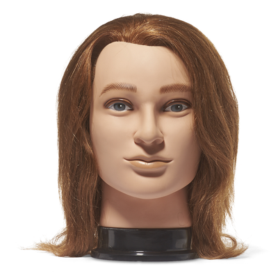 mannequin head with hair for braiding