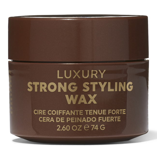 Luxury Strong Styling Wax