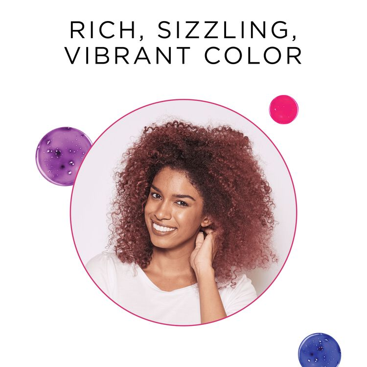 Jazzing Temporary Hair Color