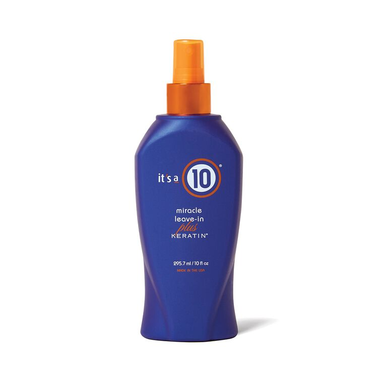 Miracle Leave-in Plus Keratin 10 oz