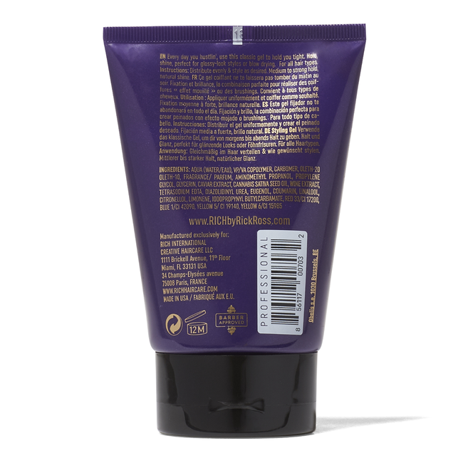 Luxury Styling Gel